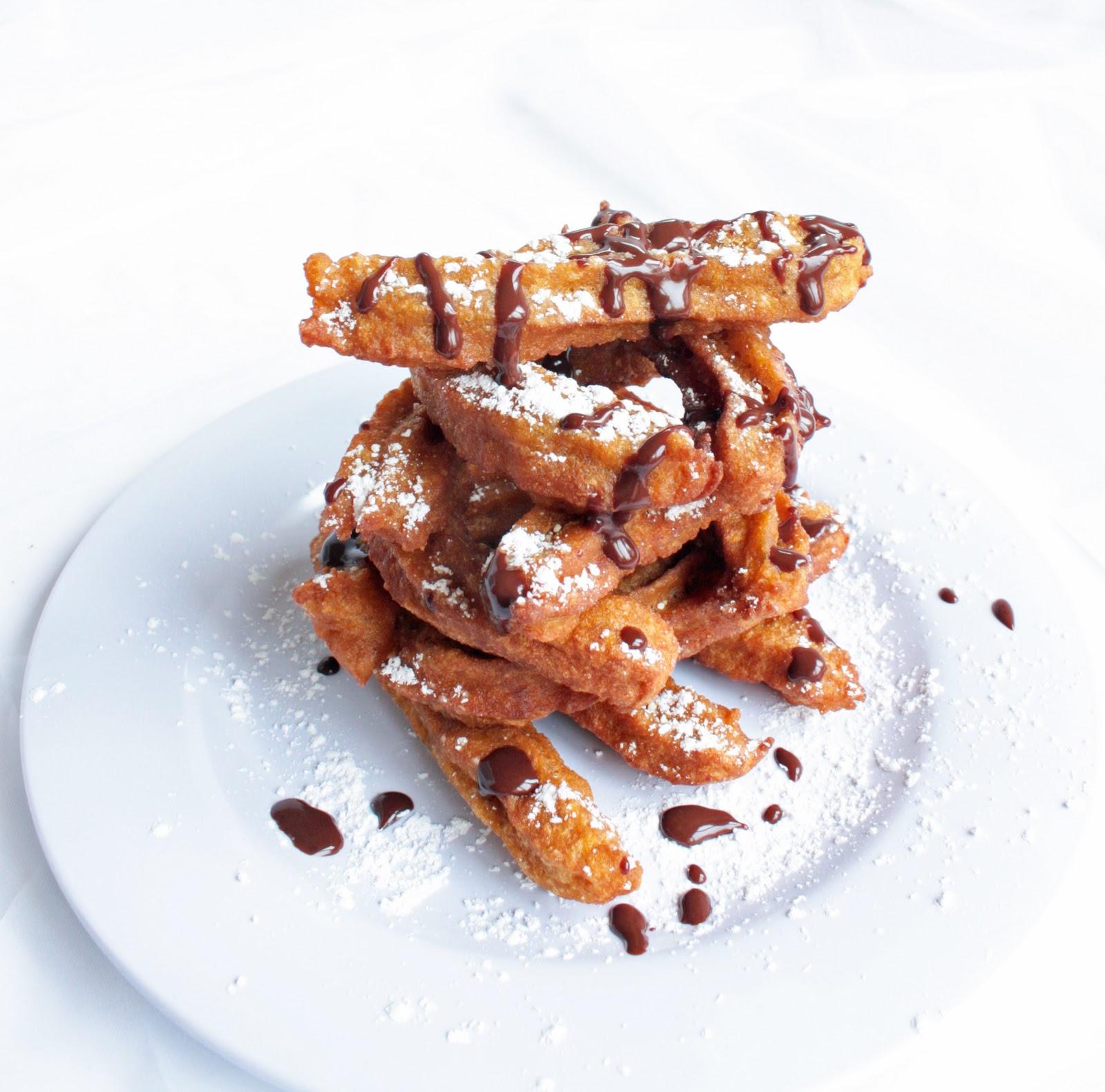 pumpkin churros with cinnamon chocolate sauce churro wontons with ...
