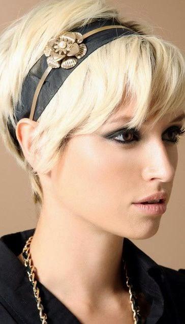 Coiffure ete 2016 femme cheveux courts - Coiffeur specialiste coupe courte paris ...