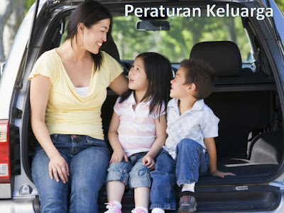Bentuk-Bentuk Peraturan Keluarga dan Syarat-Syaratnya
