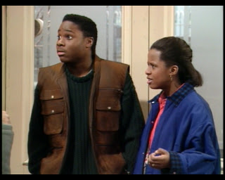 Cosby Show Huxtable fashion blog 80s sitcom Vanessa Tempestt Bledsoe Theo Malcolm Jamal Warner
