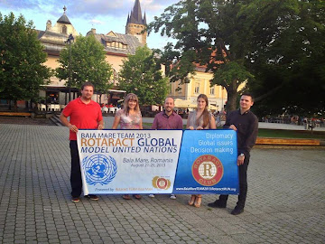 Rotaract MUN - Model United Nations
