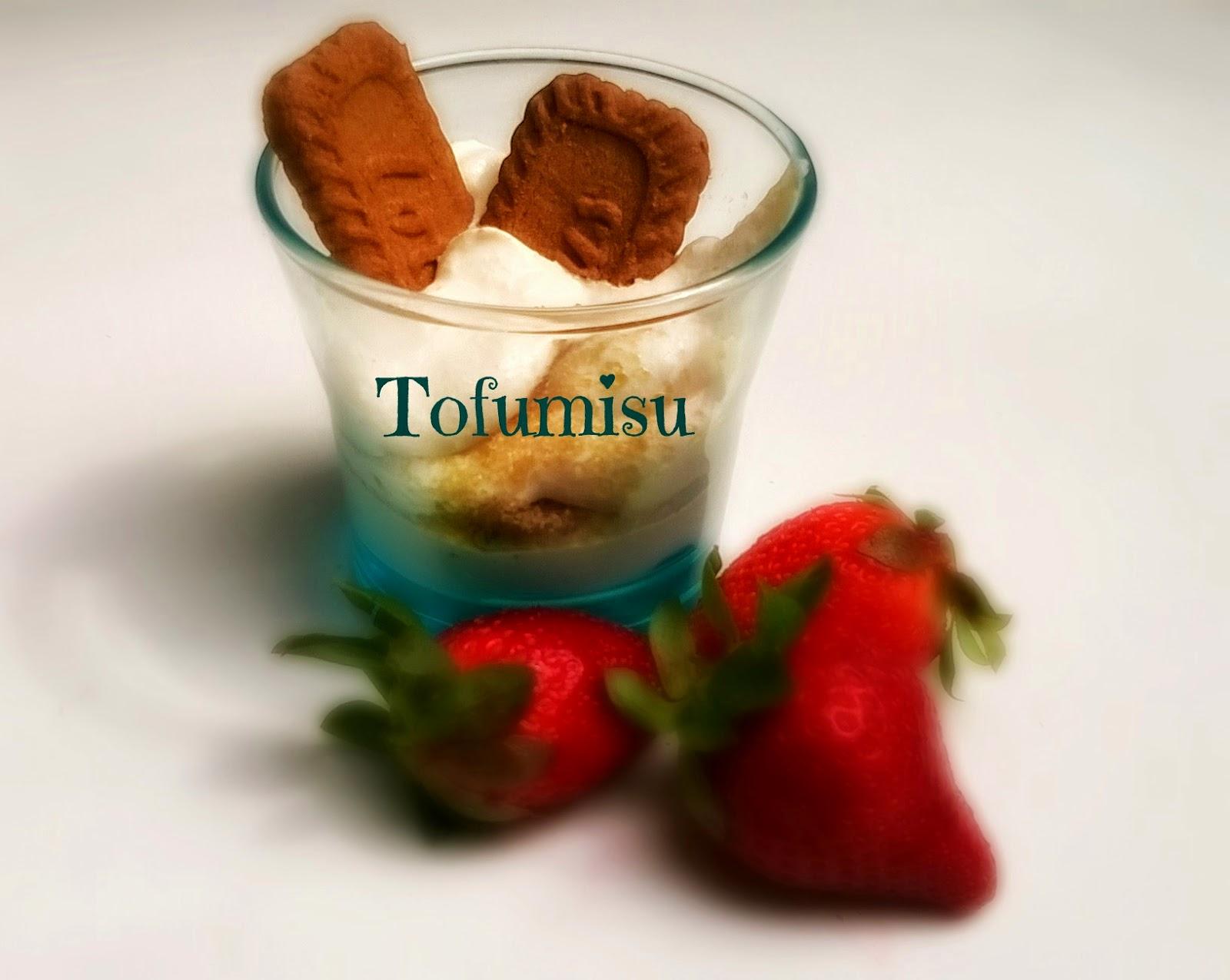 tofumisu, tofu, tiramisu