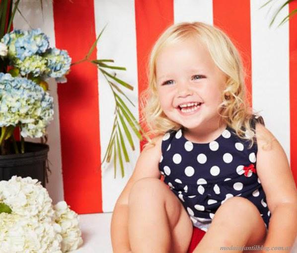 vestidos para niñas little akiabara verano 2014