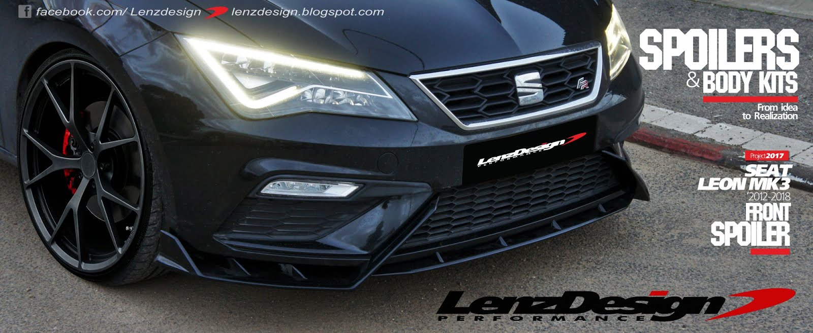 Lenzdesign Performance - Spoilers & Body Kits + Carbon Fiber Aero Parts