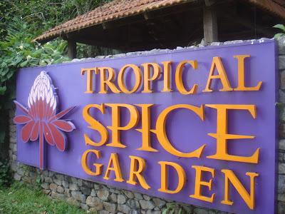 (Malaysia) - Penang - Tropical Spice Garden