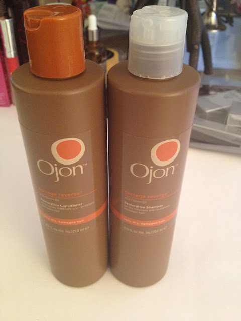 Ojon Shampoo & Conditioner Full Sized Samples
