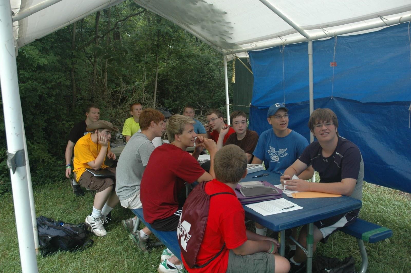 Camp Friedlander Summer Camp of The 2013 Summer Camp