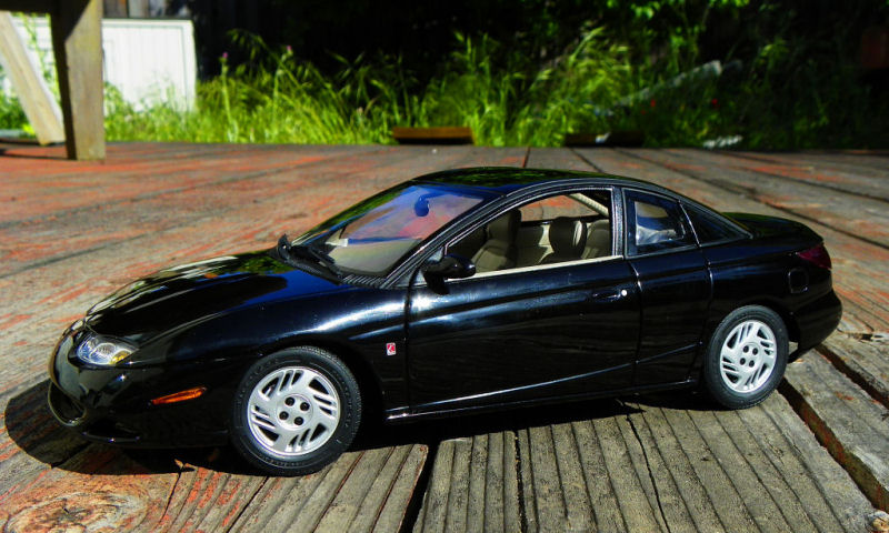 Collectoru0027s Corner   Auto Art Saturn SC 3 Door Coupe