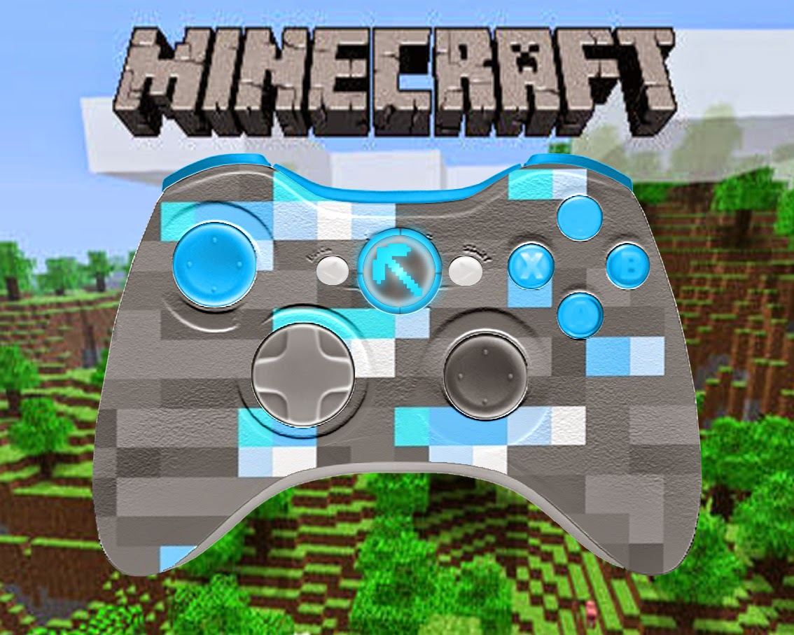 Darren 39 s world of entertainment minecraft xbox one review for Mine craft for xbox