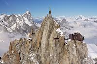 Alps Aiguille du Midi