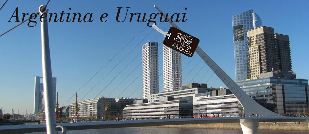 Argentina e Uruguay - planejamento de viagem