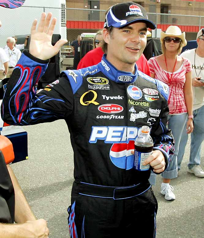 Is Jeff Gordon Gay? The Short Answer: No Mediaite