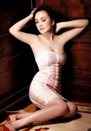 Shandy Aulia, Model Hot Sexy MAXIM Indonesia