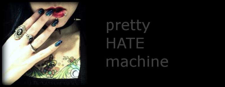 : : pretty hate machine : :