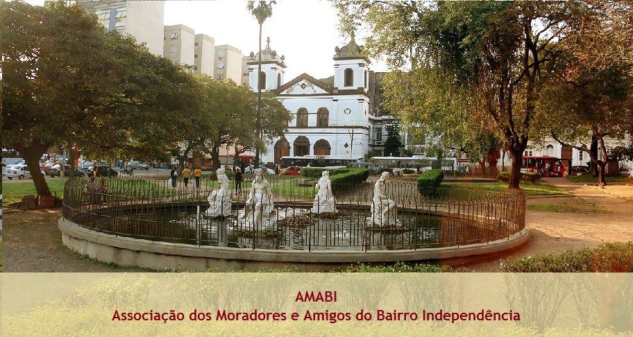 AMABI - Associação dos Moradores e Amigos do Bairro Independência