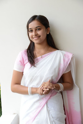 Sridivya Latest Gorgeous Photos 002 Sridivya New Gorgeous Photos at Mallela Teeramlo Sirimalle Movie Press Meet