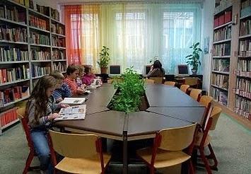 Iskola könyvtár blogja
