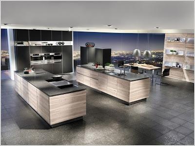 diseño cocina dos islas