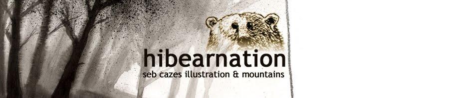 SEB CAZES - HIBEARNATION