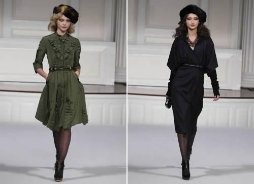 imagens de modelos de Vestidos para Inverno