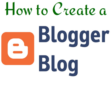 How to Create a Blogger Blog