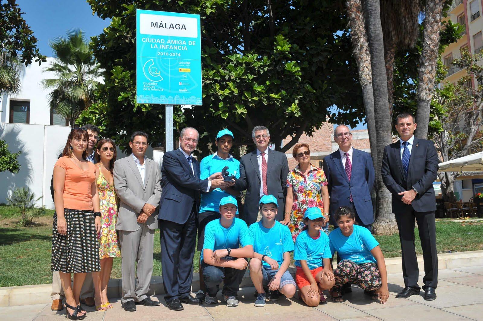M laga informaci n m laga ser ciudad amiga de la for Polideportivo ciudad jardin malaga
