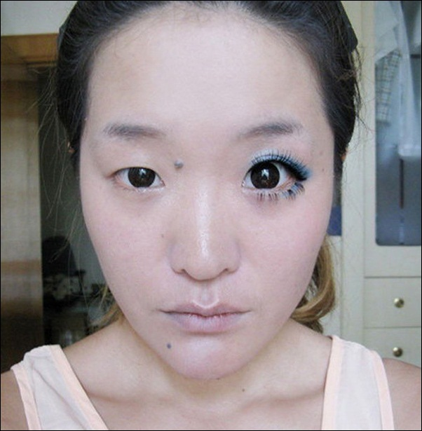 Что За Ленты Кореянки Суют В Нос