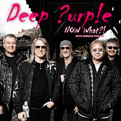 Deep Purple no Rio Grande do Sul!