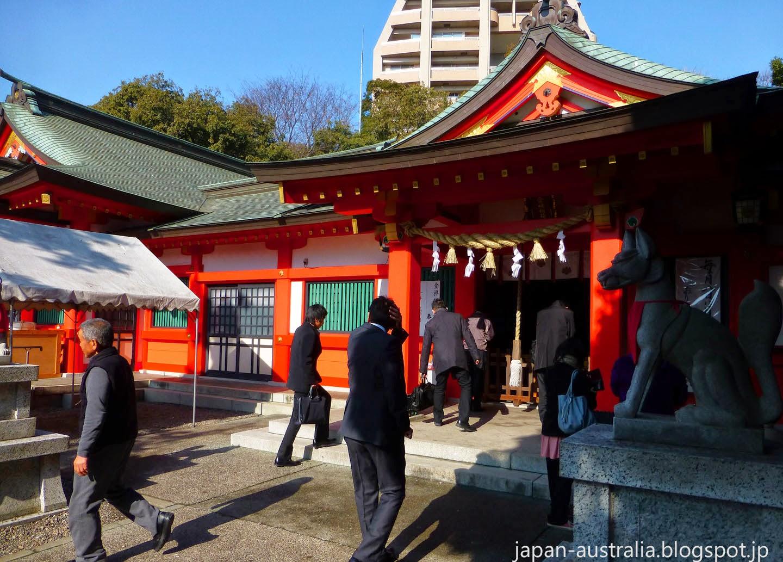 Kogane Jinja Shrine in Gifu