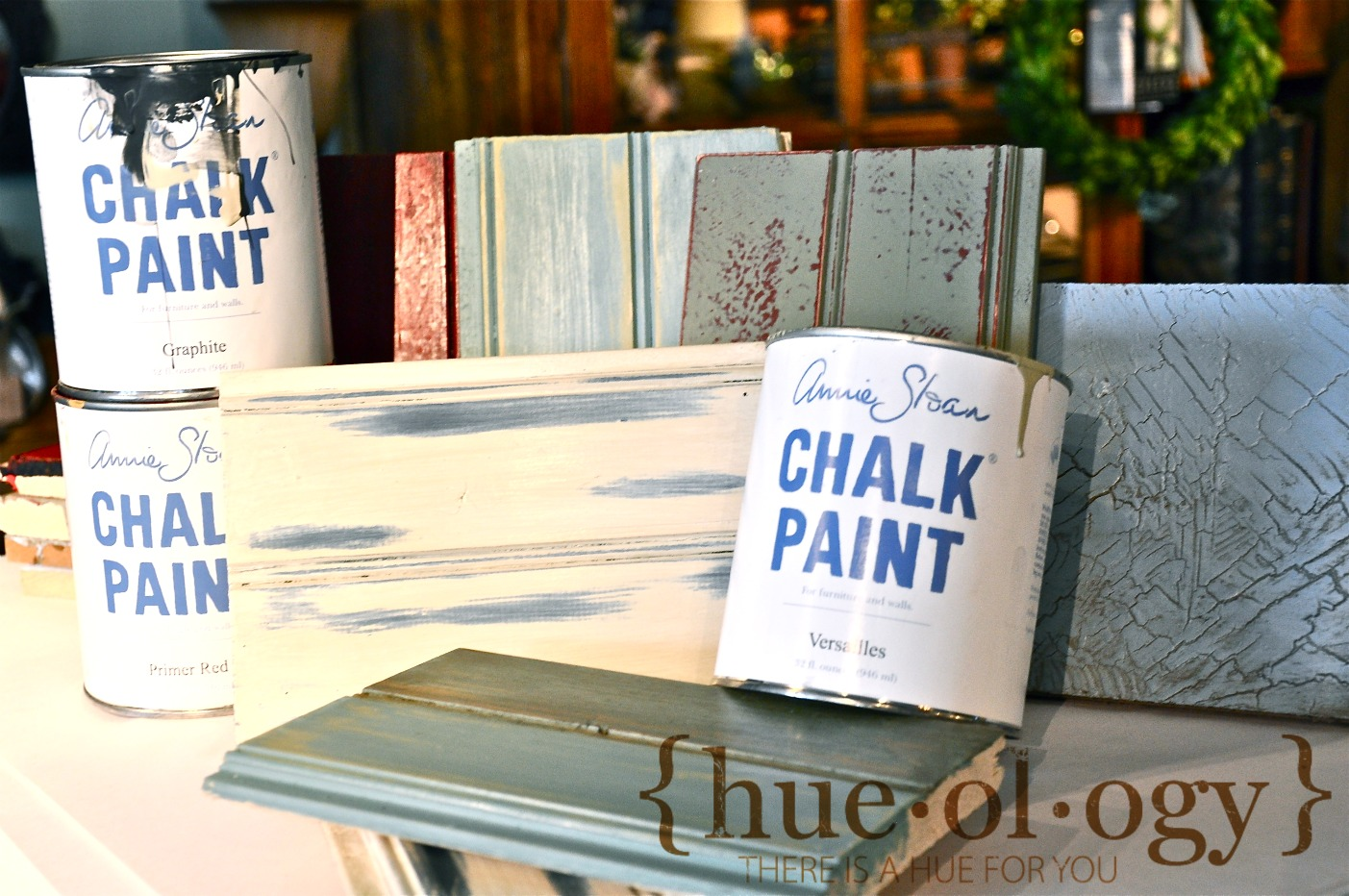 chalk paint beginner class 101 hueology studio