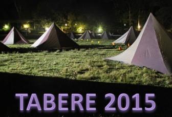 ☗ Tabere 2015