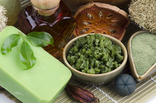 Hỗn hợp trà xanh , đường và mật ong