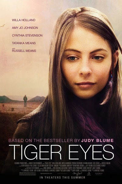 Ver Tiger Eyes (2012) Online
