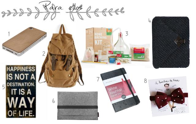 15 ideas para tus regalos de navidad la garbatella blog de decoraci n estilo n rdico ideas - Regalos chico joven ...