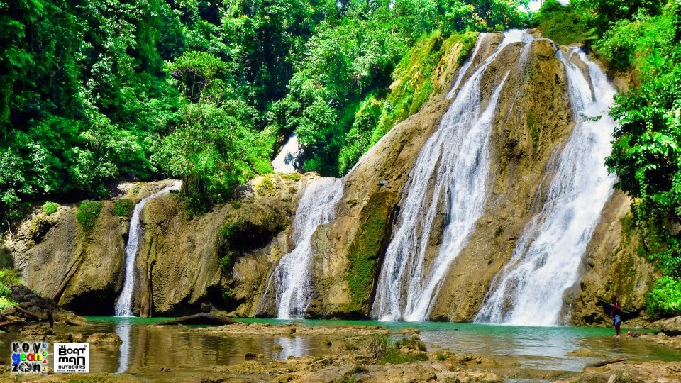 Agusan del Sur Bega Falls
