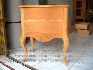 klasik furniture nakas ukir klasik mahoni supplier furniture klasik jepara nakas klasik mahoni mentah unfinished