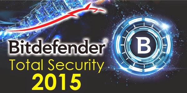 الحصول على سيريال قانوني لتفعيل برنامج الحماية بيتديفندر توتال سيكيوريتي 2015 لمدة عام