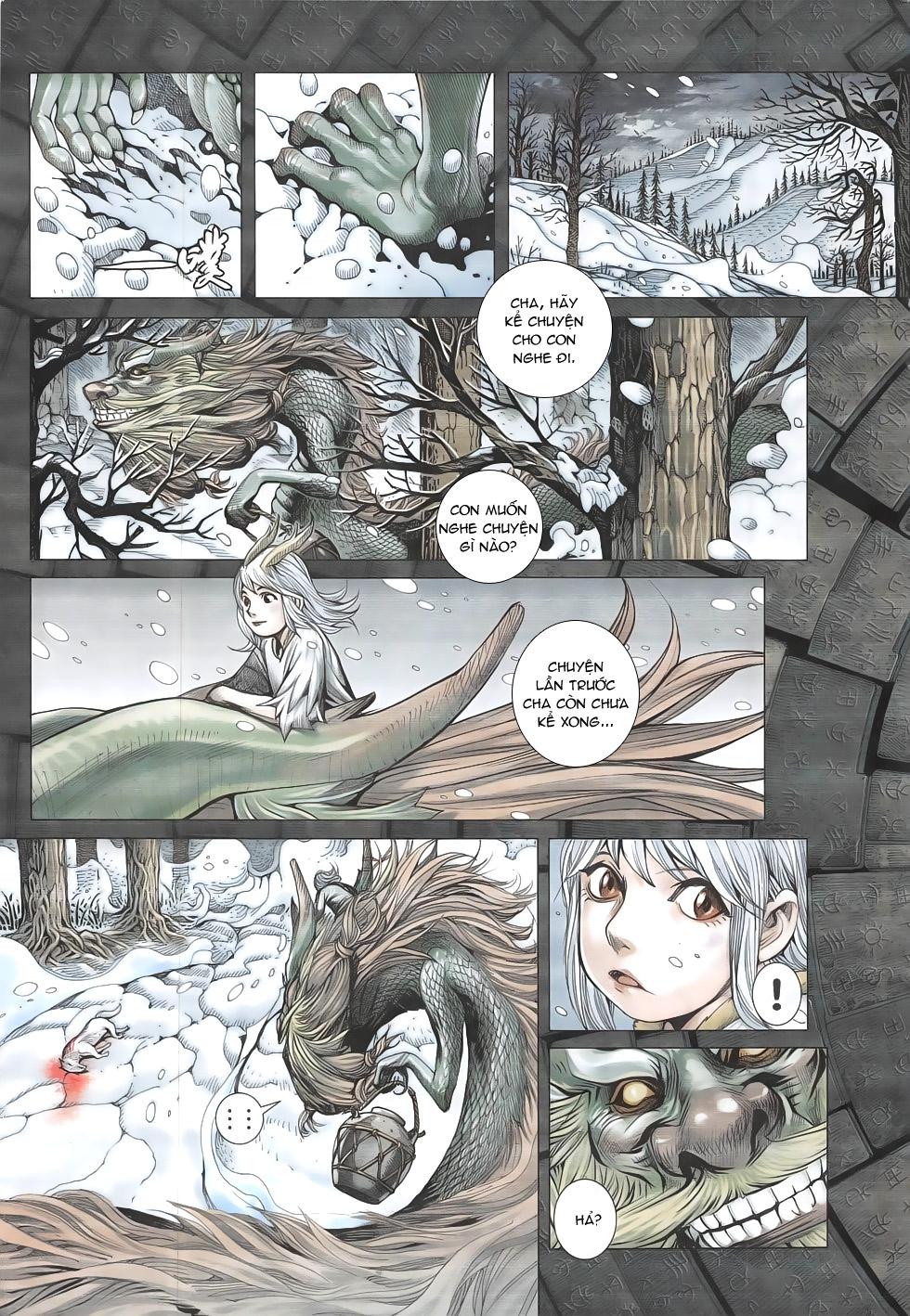 Tây Du Chap 1 - Trang 3