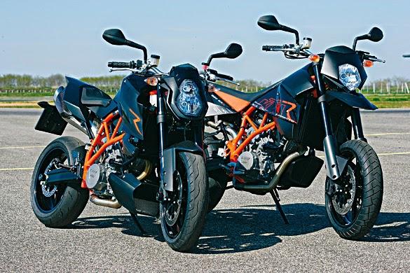 KTM 990 Supermoto R Used Bikes