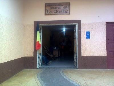 Museo Los Chankas de Lamas