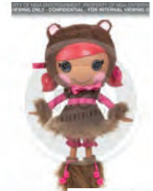 lalaloopsy beaver preview