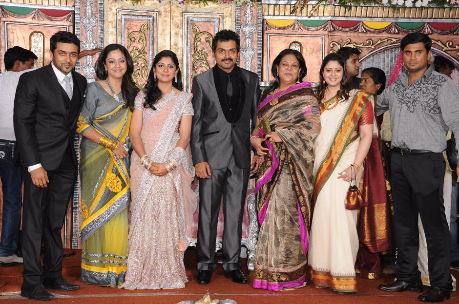 View Full Size | More tamil famous popular actor karthi weds ranjani ...