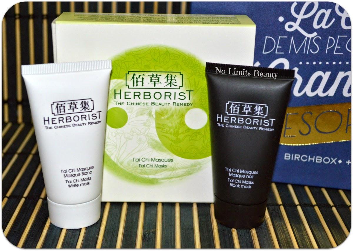 BirchBox - Herborist T'ai Chi Masks