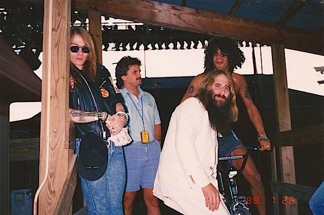 Doug Goldstein Guns N' Roses Manager 2