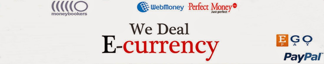 Buy E-Currency Online