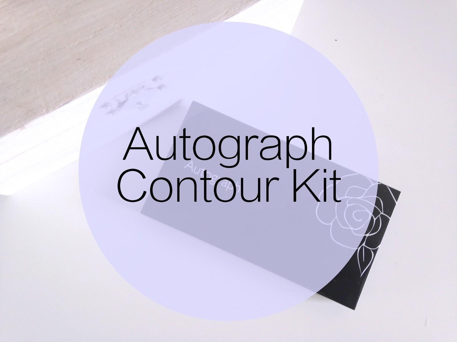 Autograph Contour Kit
