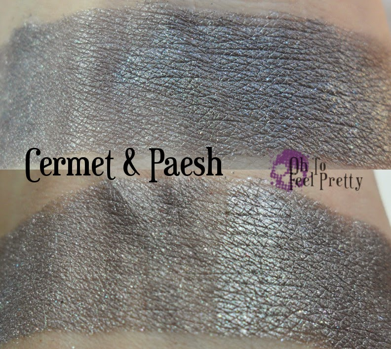 Notoriously Morbid Cermet & Paesh