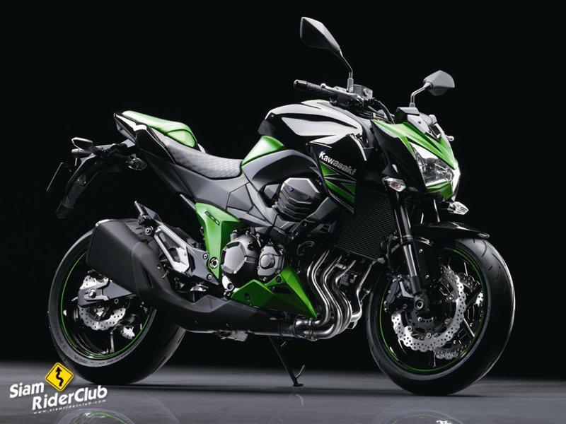 On Two Wheels: Kawasaki Z800