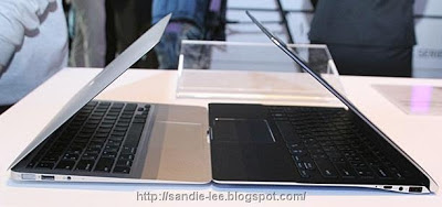Samsung Series 9 vs MacBook Air