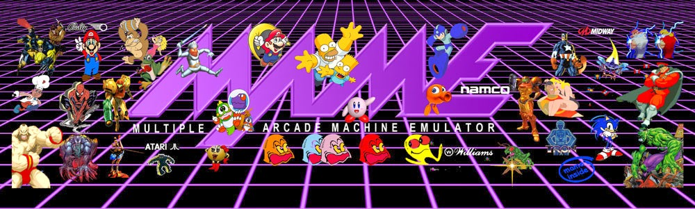 mame 32 how to start a game